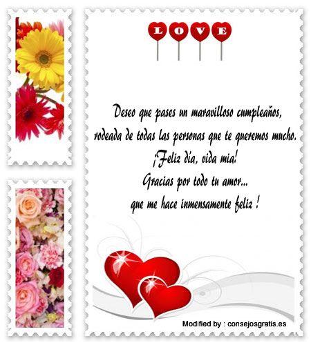 saludos de feliz cumpleaños para enviar,dedicatorias de feliz cumpleaños para enviar : http://www.consejosgratis.es/mensajes-de-cumpleanos-saludos-de-cumpleanos/