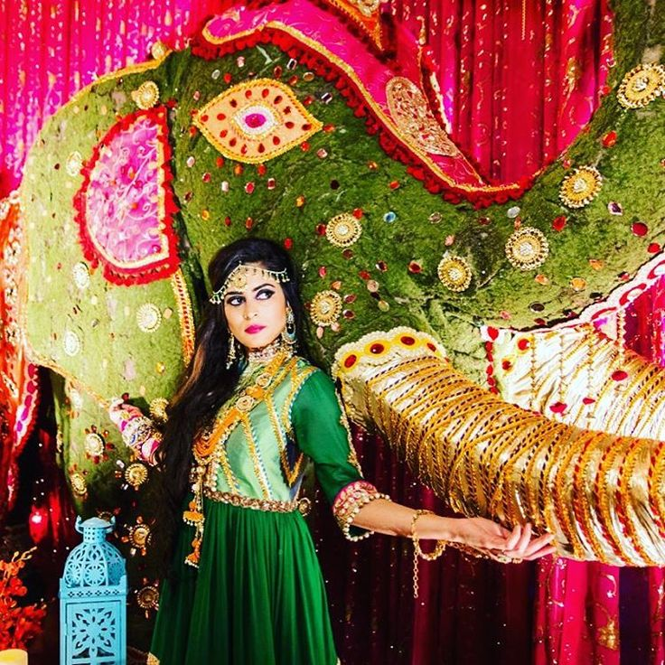 elephant decoration for an indian wedding