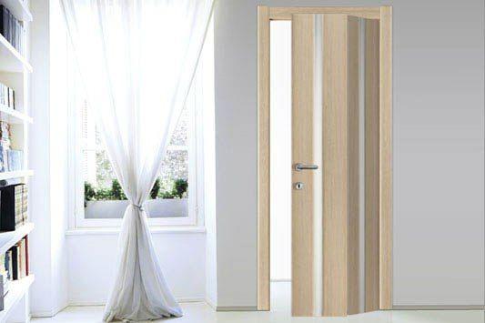 Складные двери фабрики Sofia – это идеальное сочетание материалов, декоративных элементов и фурнитуры, умноженное на непревзойденное качество. Каркас межкомнатных дверей выполняется из калиброванного срощенного бруса, что обеспечивает надежность и прочнос