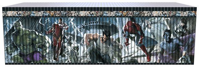 Leituras de BD/ Reading Comics: Colecção Oficial de Graphic Novels (Salvat) Marvel...