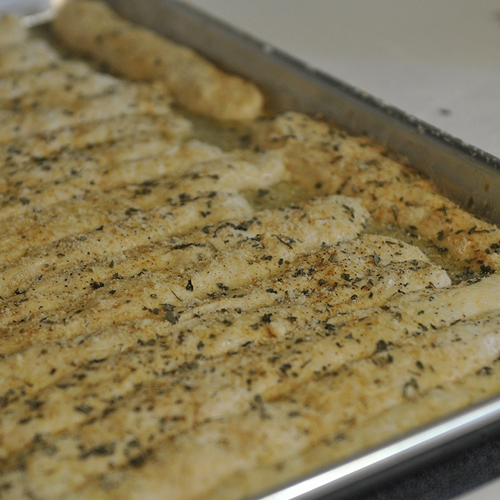 Gourmet: 82. Homemade Breadsticks. These are incredible, and so easy ...