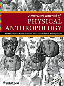 American Journal of Physical Anthropology. New availability: 1918-1995