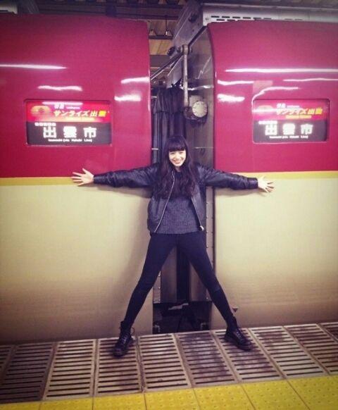 出雲 の画像|小松菜奈オフィシャルブログ「こまつな日記」Powered by Ameba