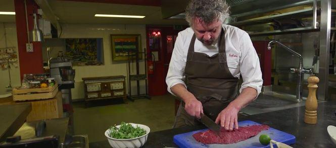 Carpaccio Van Rundvlees Met Pesto recept | Smulweb.nl