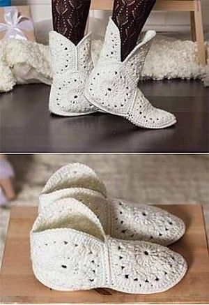 African Flower slippers (4)
