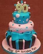 Gâteaux d'anniversaire élégants pour femmes – Bing Images – Anniversaire …   – Gateau Anniversaire