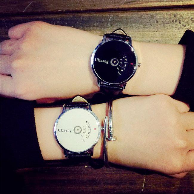 $7.91 (Buy here: https://alitems.com/g/1e8d114494ebda23ff8b16525dc3e8/?i=5&ulp=https%3A%2F%2Fwww.aliexpress.com%2Fitem%2FLuxury-Top-Brand-Ulzzang-Korea-Fashion-Stylish-Man-Casual-Watches-Leather-Strap-Fashion-Unique-Design-Man%2F32658435849.html ) Luxury Top Brand Ulzzang Korea Fashion Stylish Man Casual Watches PU Leather Strap Fashion Unique Design Man Sport Wrist watch for just $7.91