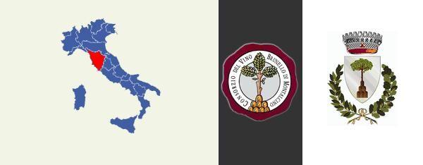 Brunello di Montalcino DOCG Zona di produzione: tutto il territorio del comune di Montalcino (Siena). Il territorio del Comune di Montalcino, borgo senese la cui Rocca svetta a 564 m di quota sulla valle dell'Orcia, è costituito da un insieme di dolci colline ed è delimitato a nord ed a ovest dall'Ombrone, a sud dall'Orcia e ad est dal torrente Asso. Fin dal Medioevo questo borgo svolse un ruolo di primo piano nelle vicende politiche della Toscana. Dal Duecento al Cinquecento, infatti…