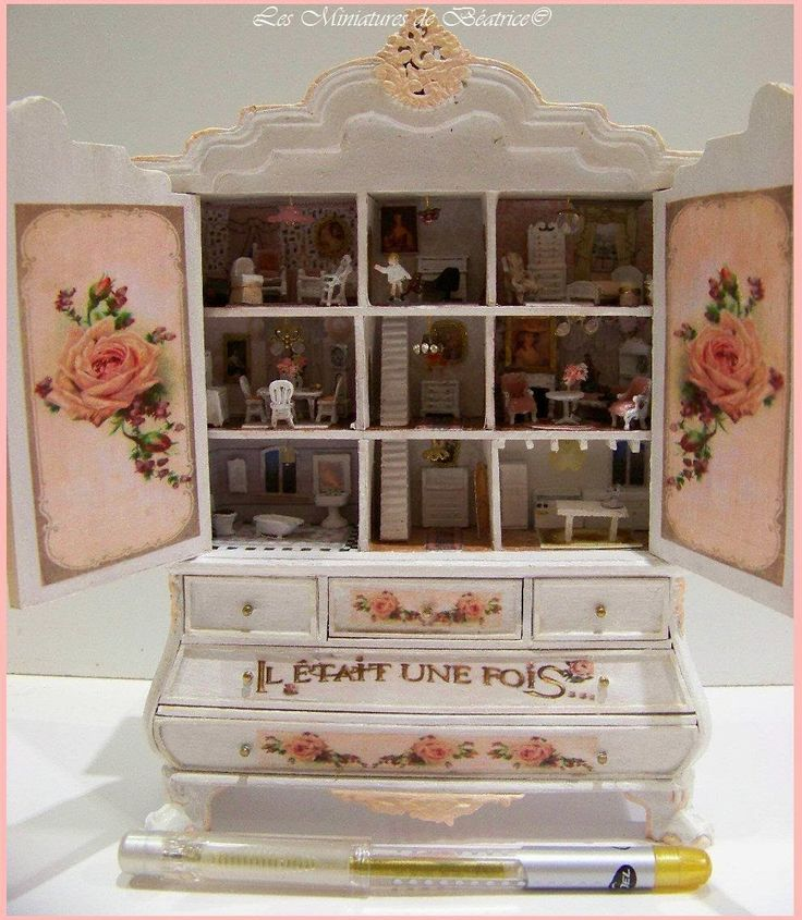 1000+ Images About Dollhouse On Pinterest