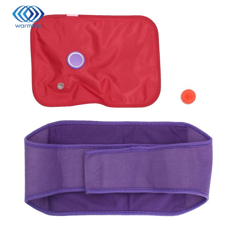 Electric Heating Belt Hot Water Bag Combo Warm Hands Treasure Flannel Explosion-Proof Belt Charging Plug