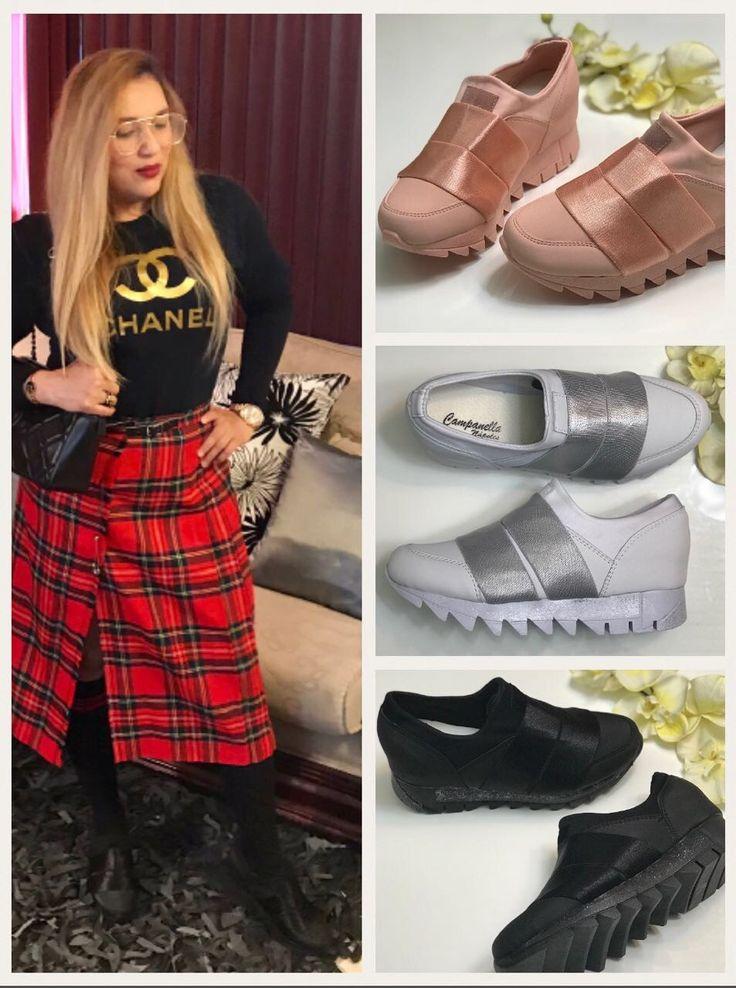 sneakers CAMPANELLA NÁPOLES tacón interno virtual disponibles  en varios colores 😍 de venta en OFM Shoes&Bags Bogotá / Colombia 🇨🇴 #campanella #womanfashion #womanshoes #sneakers #tenis #women #dama #campanellashoes #bogota #bogotastyle #womenstyle #zapatos 😍 #campanella #campanellastyle #campanellalovers #campanellashoes #pink #tagsforlikes #tagforsale #shoes #womenshoes #colombia #bogotá #tagsforlikesandfollowers #womenstyle #womenlike