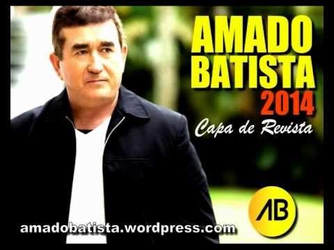 Capa de Revista - Amado Batista (Música Nova - 2014)