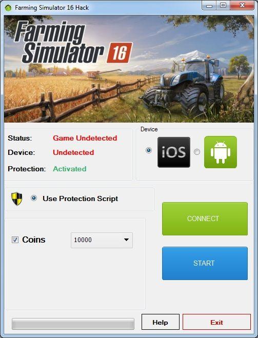 Landwirtschafts-Simulator 16 Hacken (Android / iOS) | www.HacksWork.com