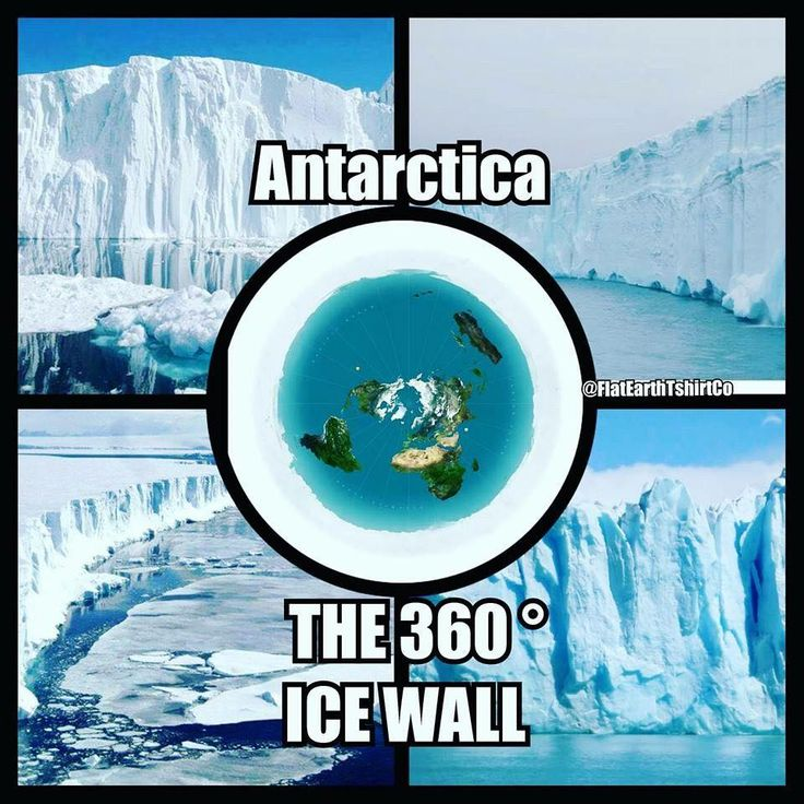 Antarctica (Flat Earth)