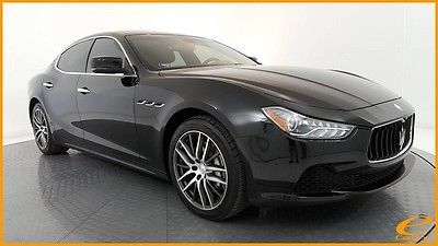 2014 Maserati Ghibli | 19IN SPORT | LUXURY | NAV | PREM SOUND | ALCANTA 2014 Maserati Ghibli