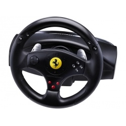 Accesorio videojuego Guillemot Ferrari GT Exp Racing Wheel/PS2+3 PC