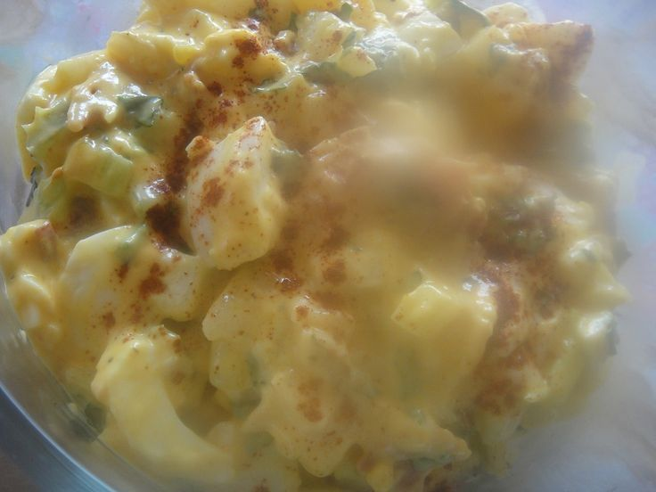 April 11 * 2nd week in April is NATIONAL EGG SALAD WEEK * Old-Fashioned EGG SALAD (creamy w/BACON) * 3-Minute Microwave EGG SALAD Sandwich * DEVILED EGG POTATO SALAD (thick ~ spicy mustard & dill) * NICOISE SALAD (tuna, potatoes, tomatoes, green beans, olives, HARD BOILED EGGS & light vinaigrette)