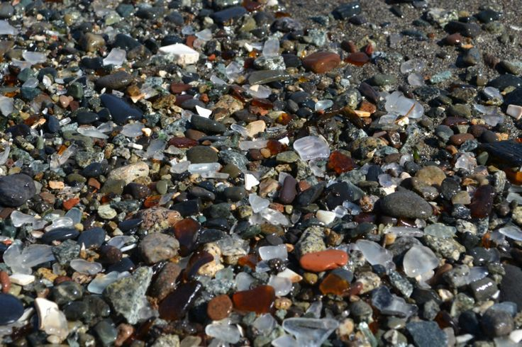 Sea Glass Beach - Victoria BC