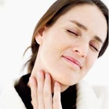 Strep Throat Pain
