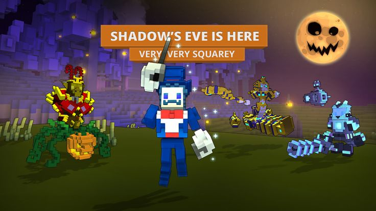 Shadow's Eve I'm guessing that's like Halloween which is tomorrow!