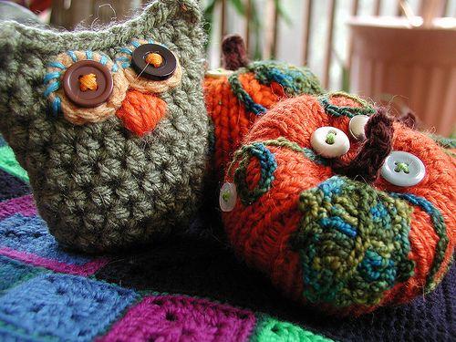 Ravelry: Project Gallery for Pumpkin - Jack Be Little pattern by Elizabeth Murphy