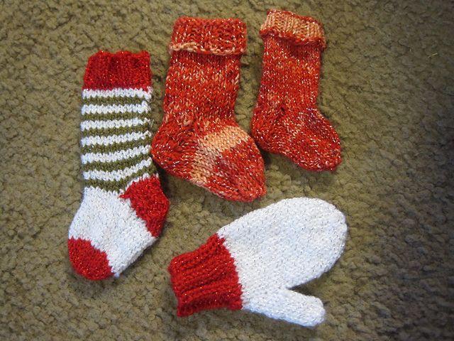 Christmas Stocking Knitting Pattern Ravelry : 42 best Festive Holidays images on Pinterest Ravelry ...