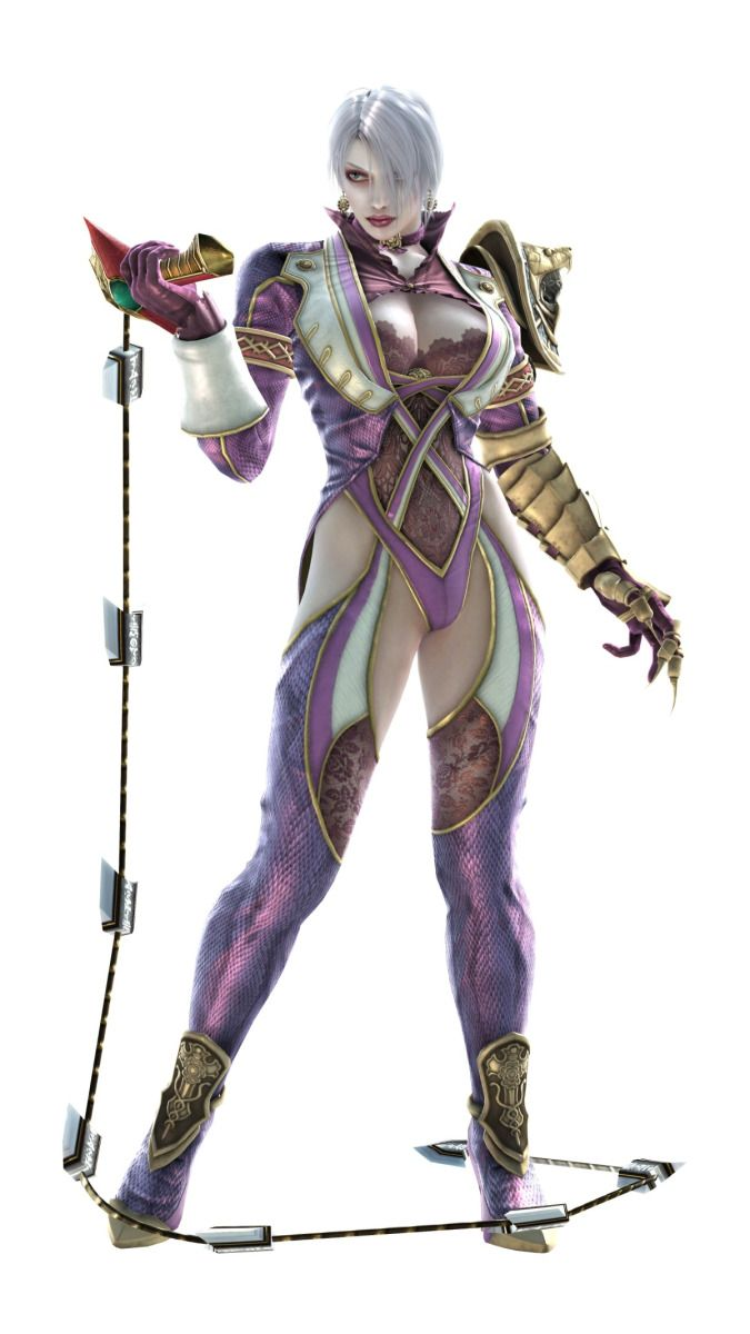 How to make your own female sonic character ehow - Soul Calibur V