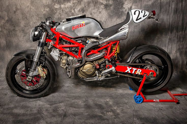 """Ducati Monster  """"Extrema"""" by XTR PEPO"""