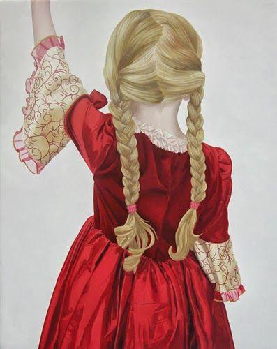 #Pintura Cristina Bunello