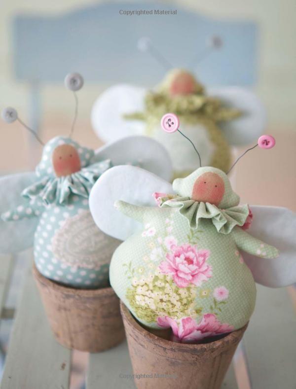 Image result for Tilda Flower Pot Fairy