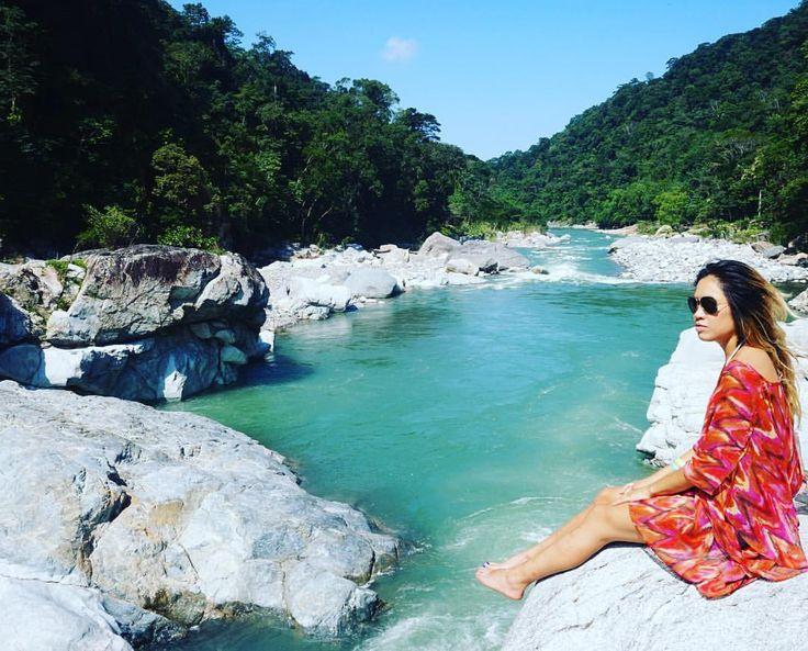 "207 Likes, 5 Comments - June 🦁 (@juneaye) on Instagram: ""This was hidden amongst that jungle in La Ceiba, Honduras. 😍"""