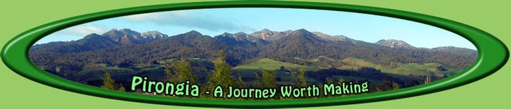 This is a website I built for the Pirongia Tourism association so it has a lot of my photos taken near my home, making it quite appropriate for this board.