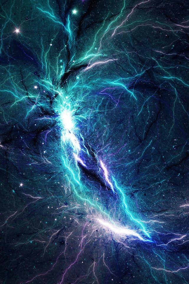 Lightning Wallpaper. lightning abstract iphone