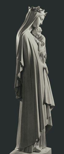 Sede Sapientiae/ Mary, Seat of Wisdom