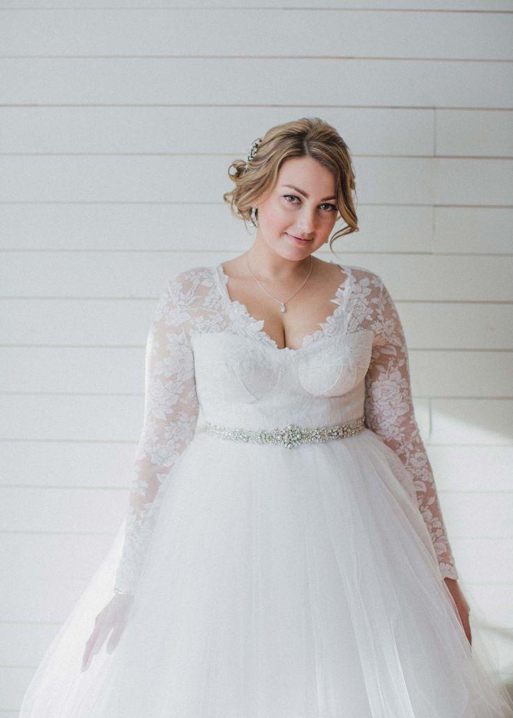 Erfreut Hochzeitskleider Für Fette Frauen Fotos - Brautkleider Ideen ...