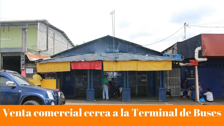 Venta de local comercial en el antiguo mercado de David. Prestige Panama...