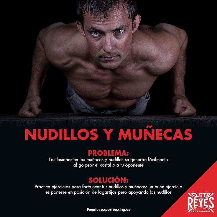 Ejercicios para nudillos y muñecas. #CletoReyes #training #workout #health #box