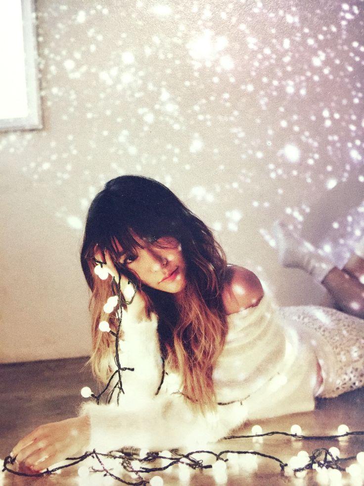 Tiffany - 'Dear Santa'. I would love to do this for a birthday photoshoot.