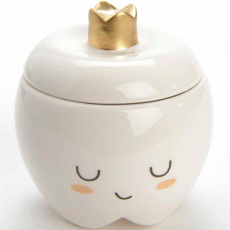 Amadeus - boîte à dent de lait - Pomme - 12,50€
