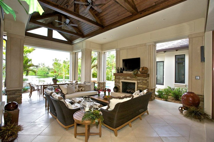 17 best images about outdoor fireplaces on pinterest home painted ceilings and fireplaces - Fireplaces for small spaces property ...