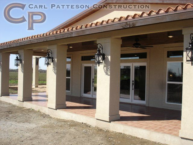 Our Portfolio of Metal Buildings, Homes, Ranches and more by Carl Patteson Construction