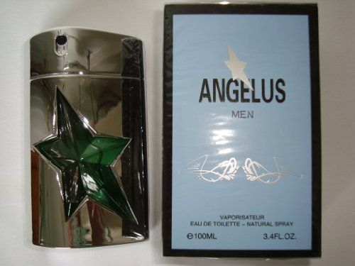 ANGELUS-PERFUME FOR MEN-3.4 OZ-EDT-VERSION OF A'MEN BY THIERRY MUGLER by FRAGRANCE-MADE IN FRANCE. $15.00. VERY GOOD MEN PERFUME-ANGELUS-3.4 OZ-EDT-SUPER NICE VERSION OF A'MEN THIERRY MUGLER-MAIN ACCORDS:CARAMELA,SWEET,WARM SPICY,COFFEE,WOODY--ELEGANT AND MASCULINE FRAGRANCE--VERY POPULAR!!