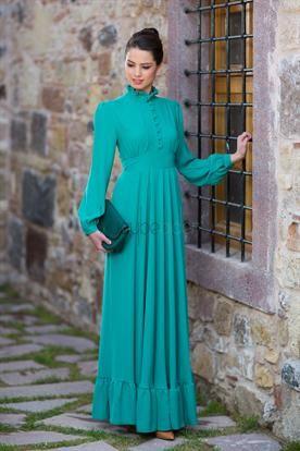 2024 Yeşil Retro Elbise hakkında bilgilere bu sayfadan ulaşarak, ürünleri aynı zamanda alabilirsiniz.