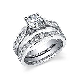 Superb Best Wedding Ring sets for