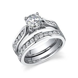 best wedding ring sets for 2017 inexpensive - Inexpensive Wedding Ring Sets