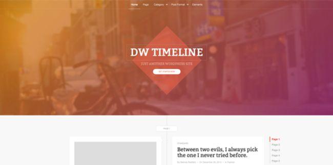 40+ Creative Portfolio WordPress Themes 2014