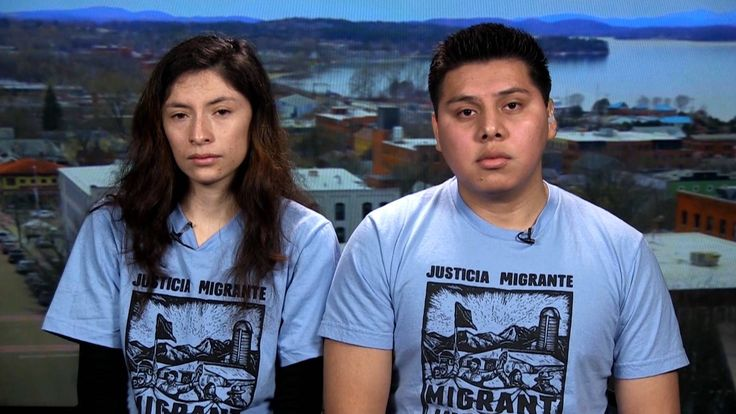 Are immigration agents targeting undocumented organizers for their political work? That is the question many are asking after three prominent immigrant rights activists in Vermont were jailed by ICE in what local organizers are calling a clear case of political retaliation. We speak with Enrique Balcazar and Zully Palacios, who were freed Monday after spending 11 days in jail. Both are leaders of the group Migrant Justice. They were arrested by undercover ICE agents in Burlington, Vermont…