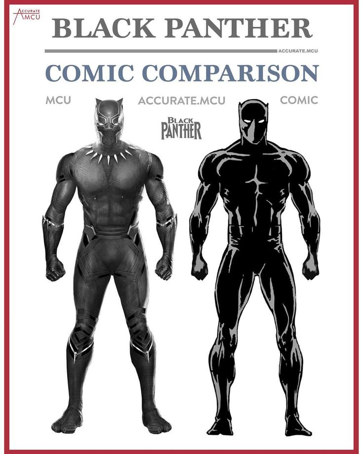 "5,630 Likes, 52 Comments - • Accurate.MCU • mcu fanpage (@accurate.mcu) on Instagram: ""• BLACK PANTHER - COMIC COMPARISON • THE BLACK PANTHER TRAILER WAS AMAZING !!! I loved everything…"""