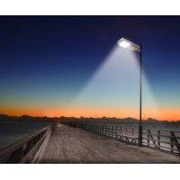 Lampione Led Stradale Energia Solare. La tecnologia più avanzata nel mondo dell'illuminazione fotovoltaica.