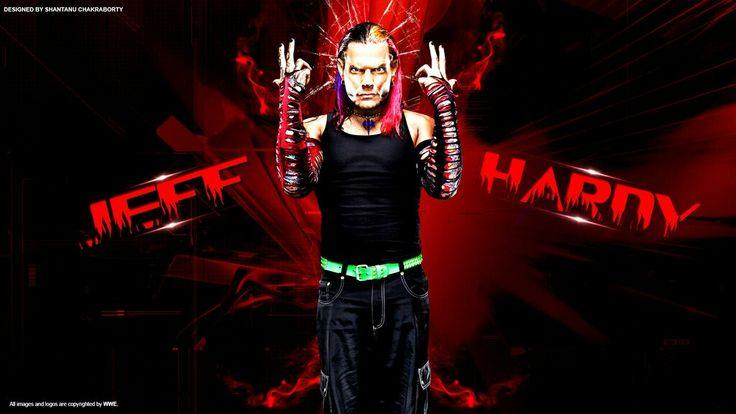 WWE Jeff Hardy wallpaper